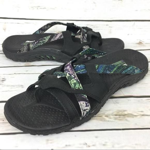 be49ee05f2b2b4 Skechers Sandals Reggae Desert Fest Womens Shoes